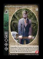 Crypt - Arnulf Jormungandrsson - Follower of Set