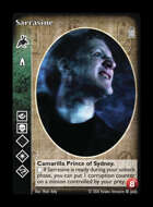 Crypt - Sarrasine (ADV) - Follower of Set