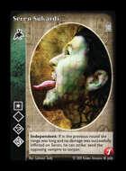 Crypt - Seren Sukardi - Follower of Set