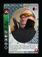 Kelly Peters, Atheist Avenger - Custom Card