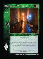 Blutgasse (vienna) - Custom Card