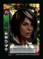 Freyja - Custom Card