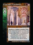 Crusade: Cordoba - Custom Card