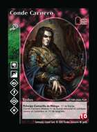 Conde Carnero - Custom Card