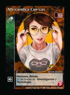 Alexandra Rabin - Custom Card