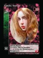 Emily Stern - Custom Card