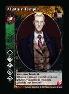 Alistair Temple - Custom Card