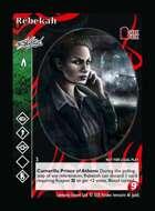 Rebekah - Custom Card