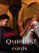 Quietus cards [BUNDLE]