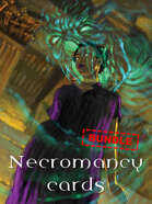 Necromancy cards [BUNDLE]