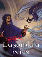 Lasombra library cards [BUNDLE]