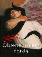 Obtenebration cards [BUNDLE]