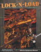 Battlelords - Lock 'N' Load: Armor, Equipment, & Cybernetics (6th Edition)