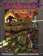 Battlelords - Engines of War (6th Edition)