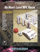 Battlelords - Paper Minis (No Man's Land Races)