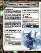 Iron Kingdoms Full Metal Fantasy Roleplaying Game: Expanded Bestiary