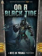 On a Black Tide