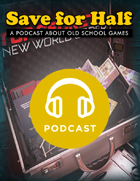 Save for Half - Episode 5.5: Top Secret: New World Order