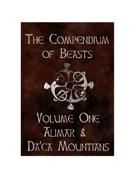 Myythic: Beast Compendium Alimar Vol. 1