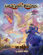 Dragon Kings 5E rules