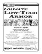 GURPS Loadouts: Low-Tech Armor