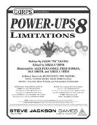 GURPS Power-Ups 8: Limitations
