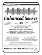 GURPS Powers: Enhanced Senses