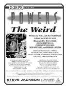 GURPS Powers: The Weird