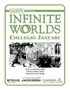 GURPS Infinite Worlds: Collegio Januari