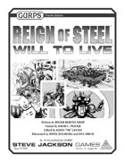 GURPS Reign of Steel: Will to Live