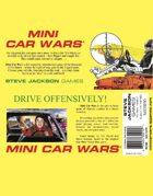 Mini Car Wars