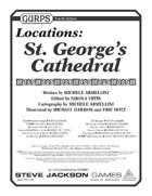 GURPS Locations: St. George's Cathedral