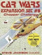 Car Wars Expansion Set 8 - Chopper Challenge