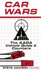 The AADA Vehicle Guide Volume 2 Counters
