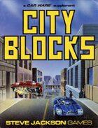 Car Wars City Blocks