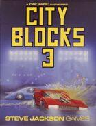 Car Wars City Blocks 3