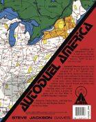 Autoduel America Map