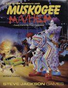 Car Wars - Muskogee Mayhem