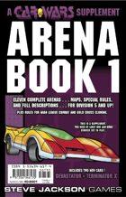 Car Wars Arena Book 1