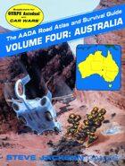 AADA Road Atlas V4: Australia