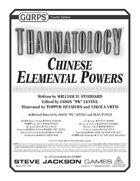 GURPS Thaumatology: Chinese Elemental Powers