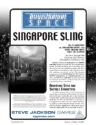 Transhuman Space: Singapore Sling