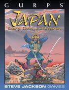 GURPS Classic: Japan