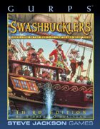 GURPS Classic: Swashbucklers