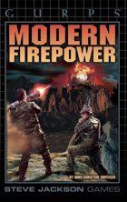 GURPS Classic: Modern Firepower