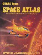 GURPS Classic: Space Atlas