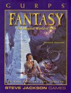 GURPS Classic: Fantasy