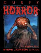 GURPS Classic: Horror (Third Edition)