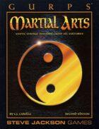 GURPS Classic: Martial Arts