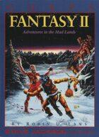 GURPS Classic: Fantasy II